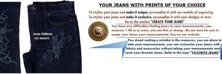 Jeans Phildean 1